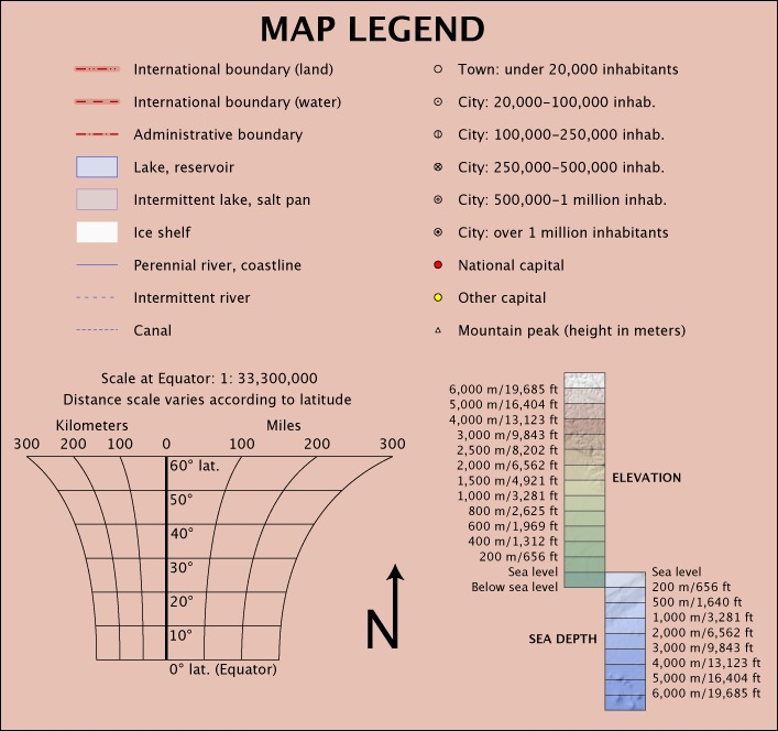 World atlas map legend world sites atlas sitesatlas world atlas map legend gumiabroncs Gallery