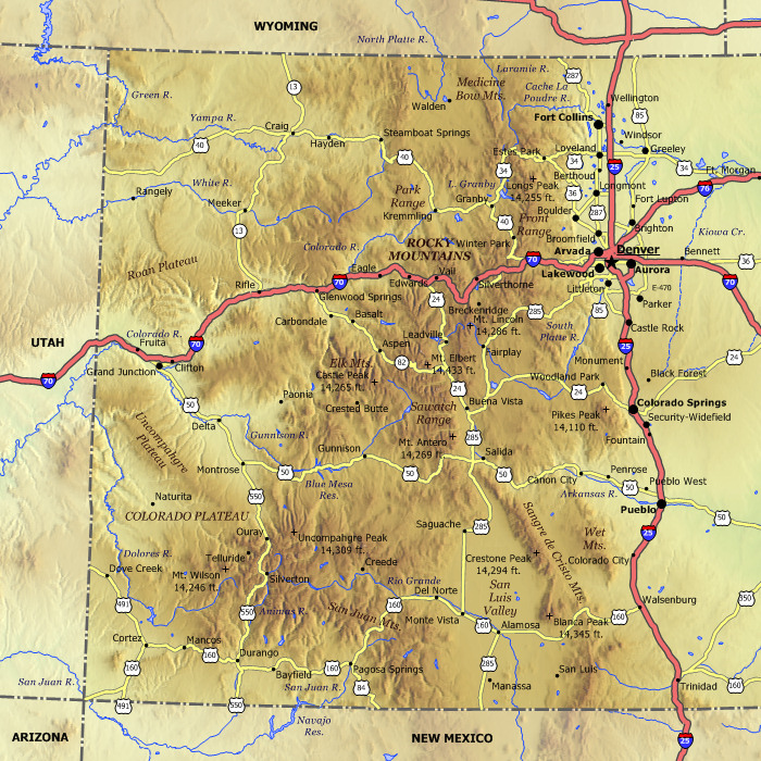 Custom map sample we design digital maps to meet your specific